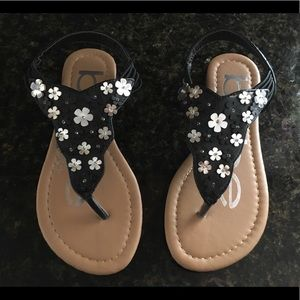 Babe sandals size 13